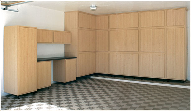 Classic Garage Cabinets, Storage Cabinet  Seattle