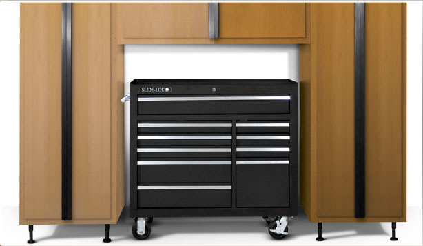 Toolchest Garage Organization, Storage Cabinet  Washington